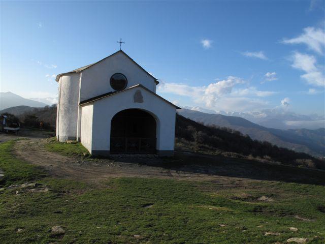 La chiesetta dell'Acquarone