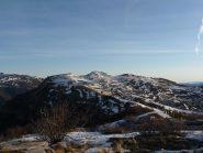 L'Armetta visto dalla cima del Monte Guardia