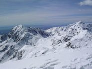 Monte Mucrone e Monte Rosso