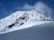 Il monte Doubia.