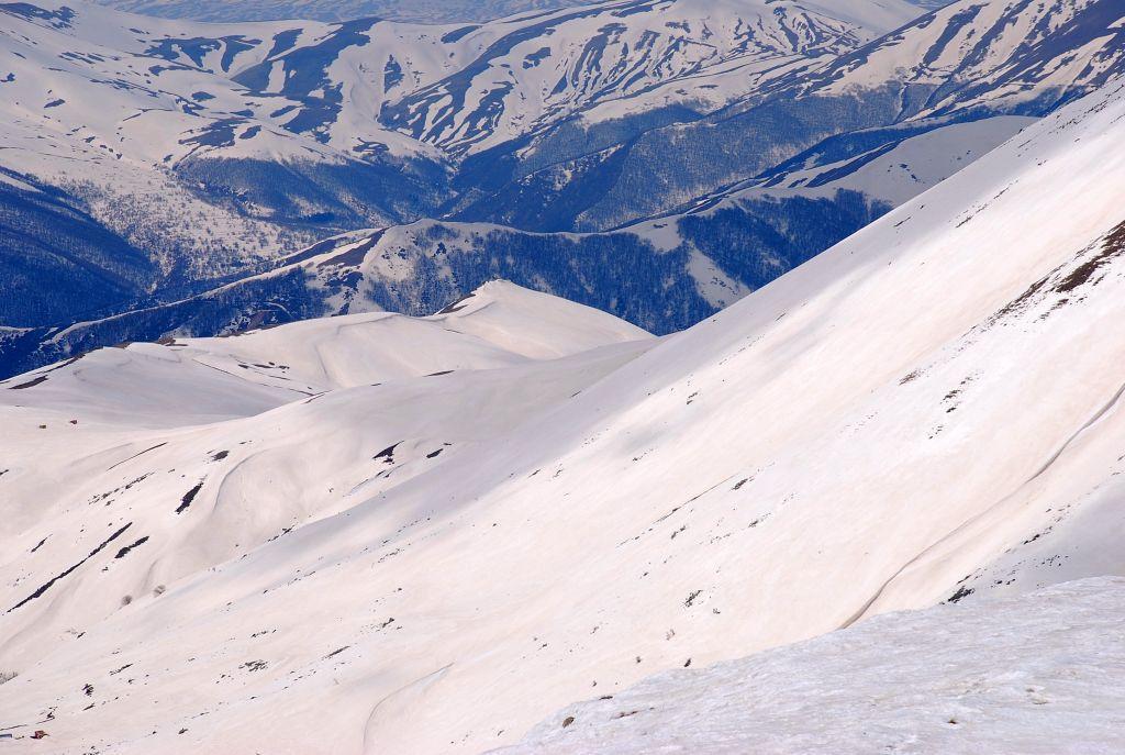 altri pendii che attendono gli scialpinisti