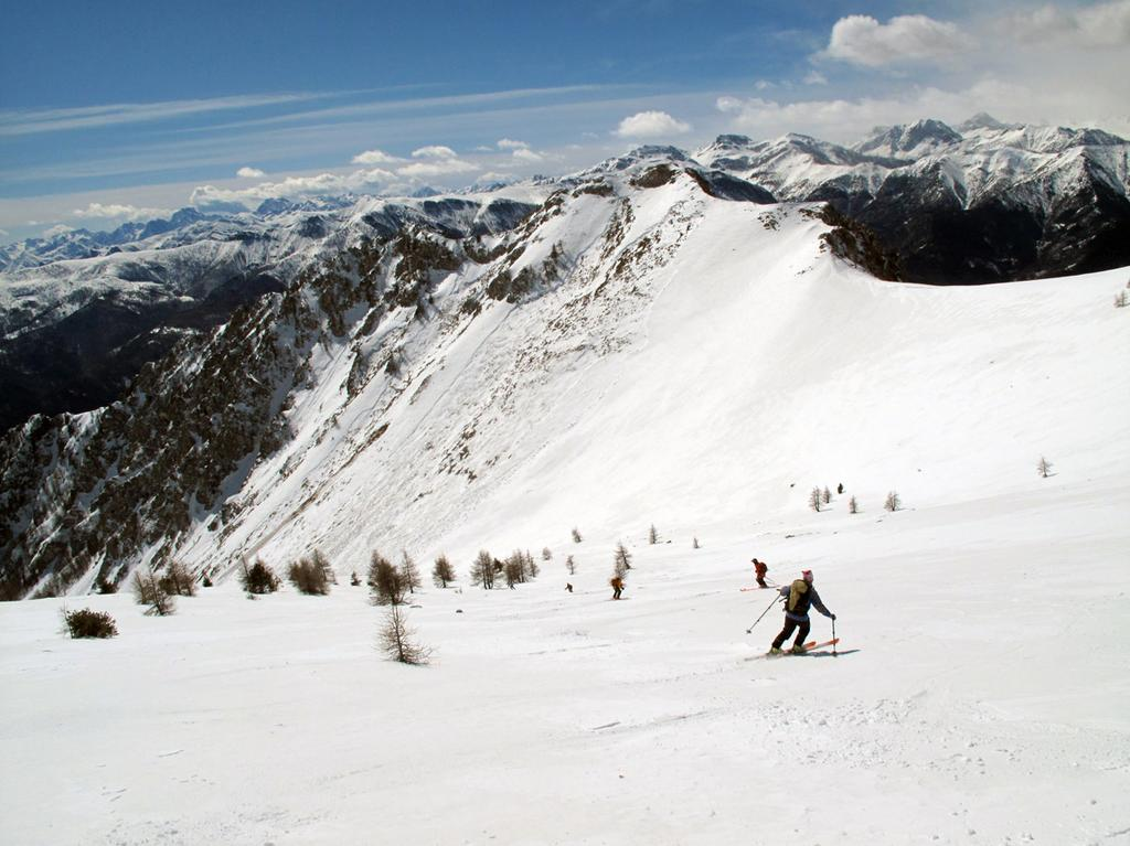 Valanga dalla Rocca Agnelliera