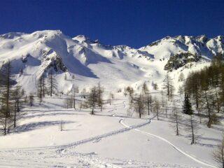 Il bel pendio di salita   I   La belle pente de la montée   I   The nice slope going up   I   Der schöne Aufstiegshang   I   La fantástica pendiente de subida