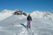 Arrivo in vetta   I   L'arrivée au sommet   I   Reaching the summit   I   Ankunft am Gipfel   I   Llegando a cima