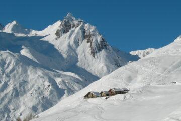 Alpe Merdeux   I   L'Alpe Merdeux   I   Merdeux alpine pasture   I   Die Alpe Merdeux   I   Establo Merdeux