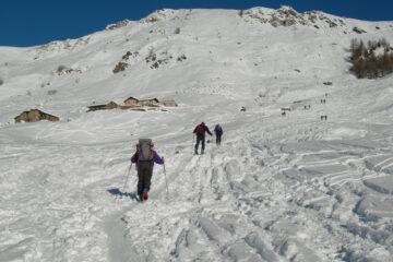Alpe Merdeux   I   L'Alpe Merdeux   I   Merdeux alpine pasture   I   Alpe Merdeux   I   Establo Merdeux
