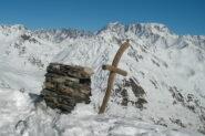 La croce di vetta   I   La croix du sommet   I   The summit cross   I   Das Gipfelkreuz   I   La cruz que corona la cima