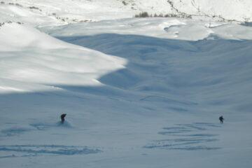 Neve polverosa   I   La neige poudreuse   I   Powder world!   I   Pulverschnee   I   Nieve polvo