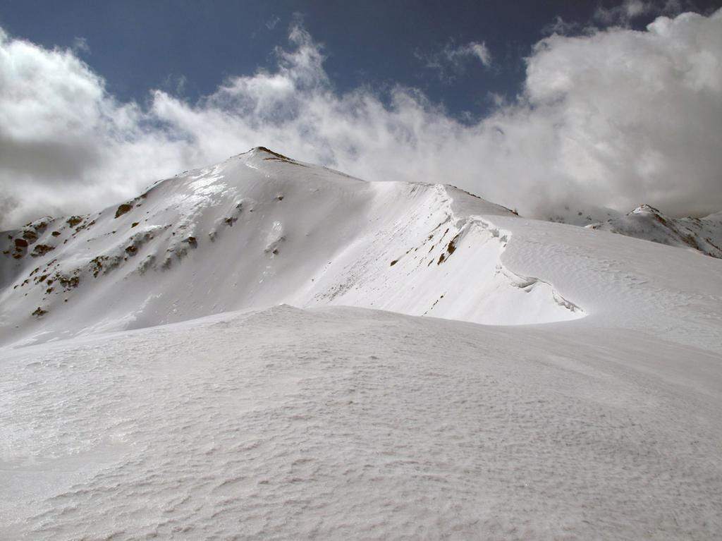 Cresta facile dalla q. 2104m