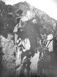 i primi salitori nel 1927