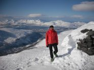 alle mie spalle Tromso