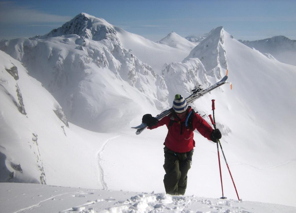 Groenlandia - Apusiajik Esplorazione costa est 65° N 2010-04-04
