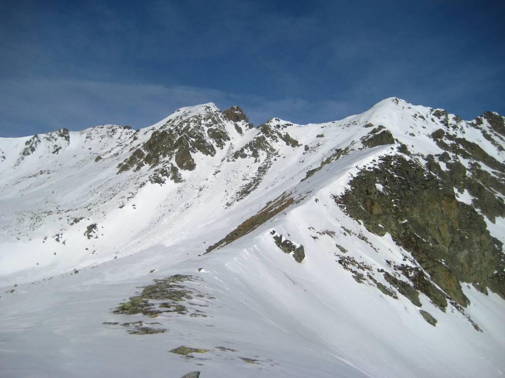 Punta del Lago Nord - Rocciavrè