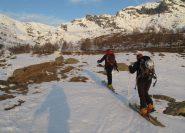 Verso l'Alpe Fumà