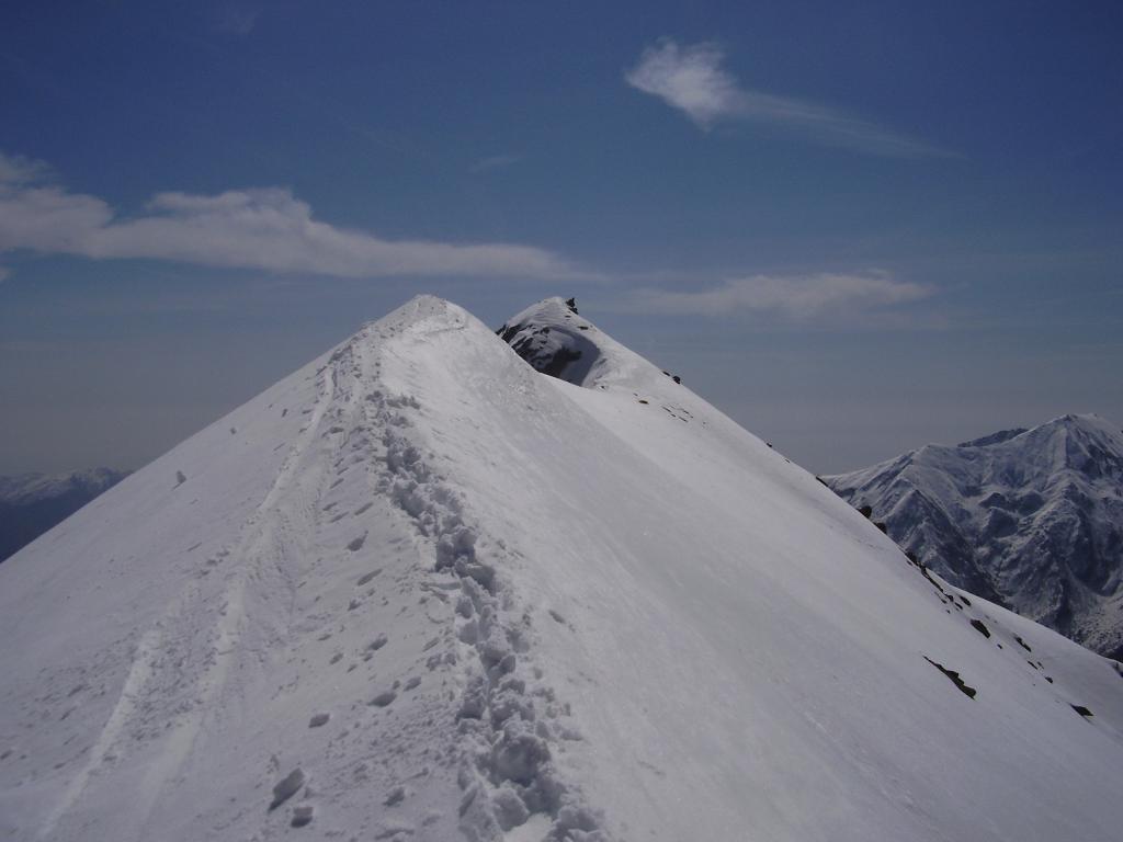 La cima di Costafiorita