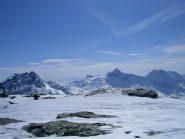 Il Pizzo Scalino dai pressi della cima