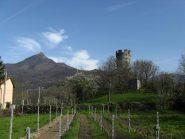 Rocca Sella Da Torre del Colle