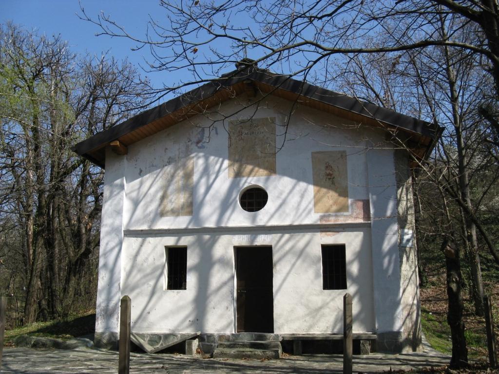 La Cappella di San Pancrazio