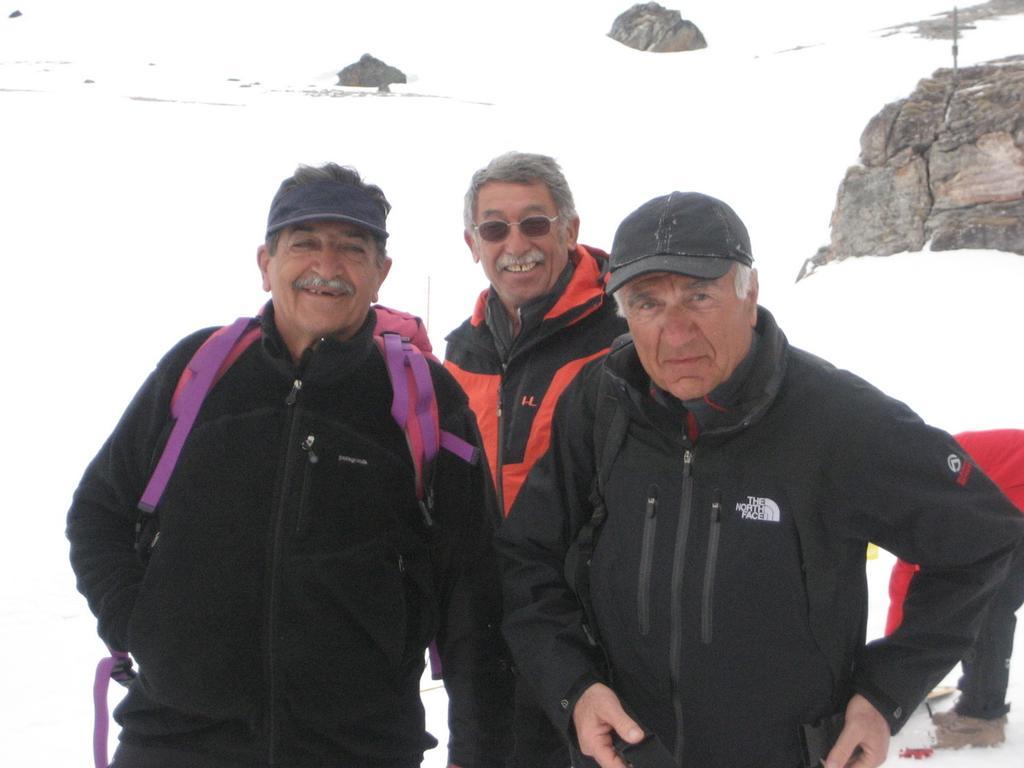 Mauro ,Beppino,Corrado.