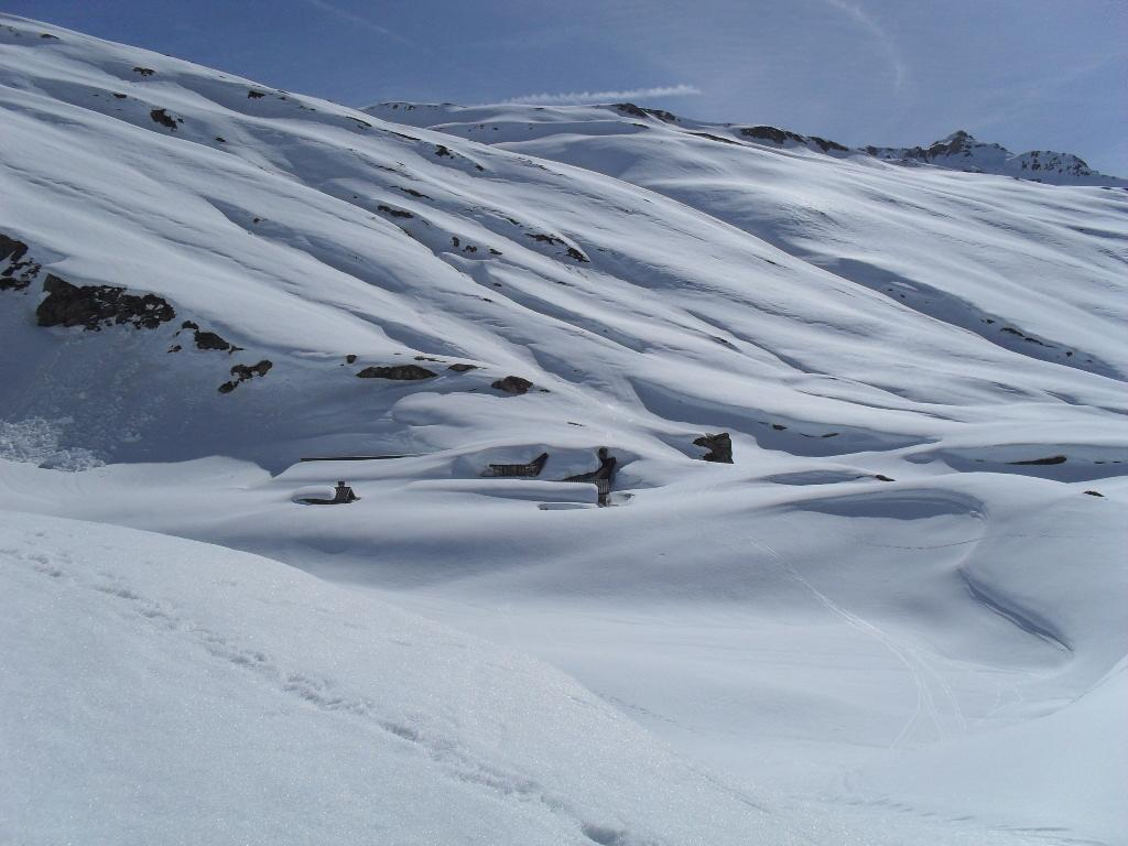 Bonalè, Ranti (Alpeggi) da Planaval, anello 2010-04-22