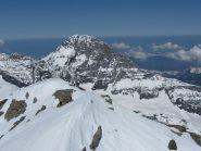 il vicino Eiger