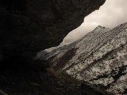 punta dell'uja salendo all'alpe ciavanis