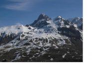La sommet de la Meyna' e la Tete de Viraysse salendo alla Tete Coin de L'Ours