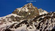 la bella cima del Pelvo di Ciabrera vista da S. Anna (25-4-2010)
