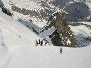 Colle del Ferro  2584 m.