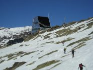 Il nuovissimo Monte Rosa Hutte