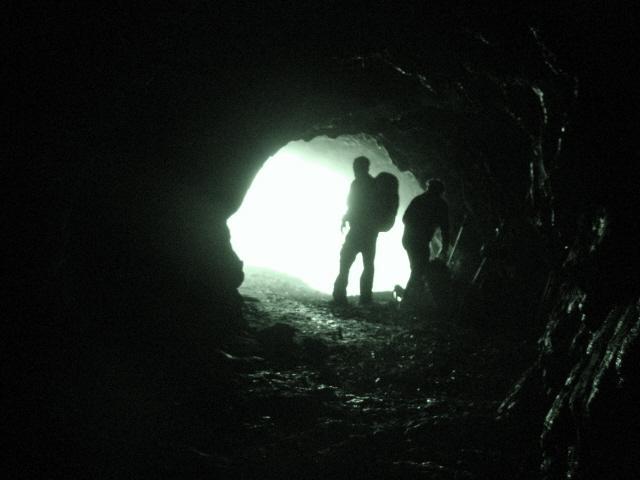 in miniera