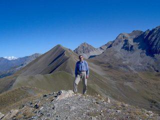 La cresta dal Grand Chalvet