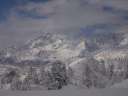 07 - Verso il Pic de Rochebrune da Colle Bercia