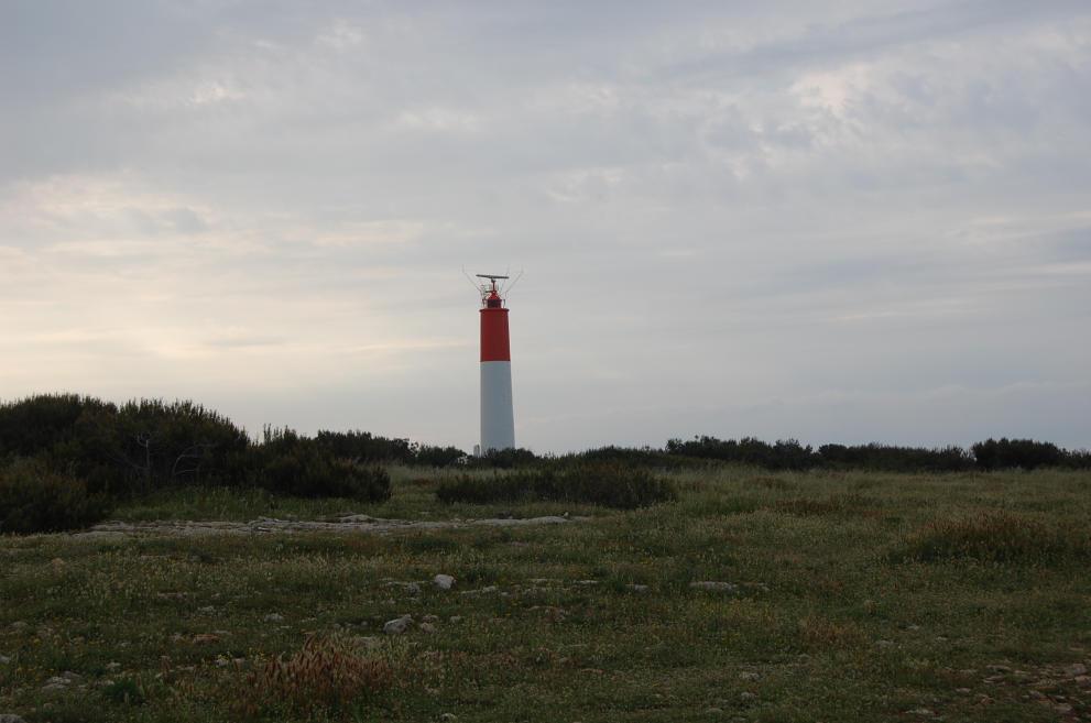 il faro di Cap Couronne
