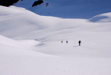 sui plateau a 2400 m