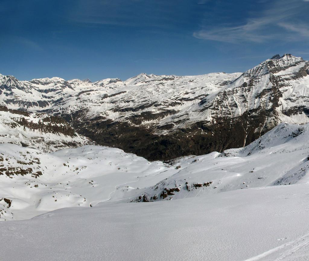 Panorama sul Pian del Nel