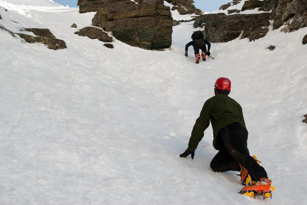 salita senza ski