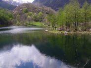 Uno dei laghi di Ferrera Moncenisio
