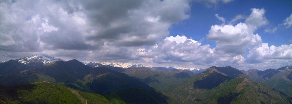 vista Monte Rosa