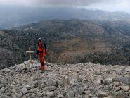 Niato Plateau e Rifugio Tavri sullo sfondo.