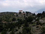 Il rifugio Tavri.
