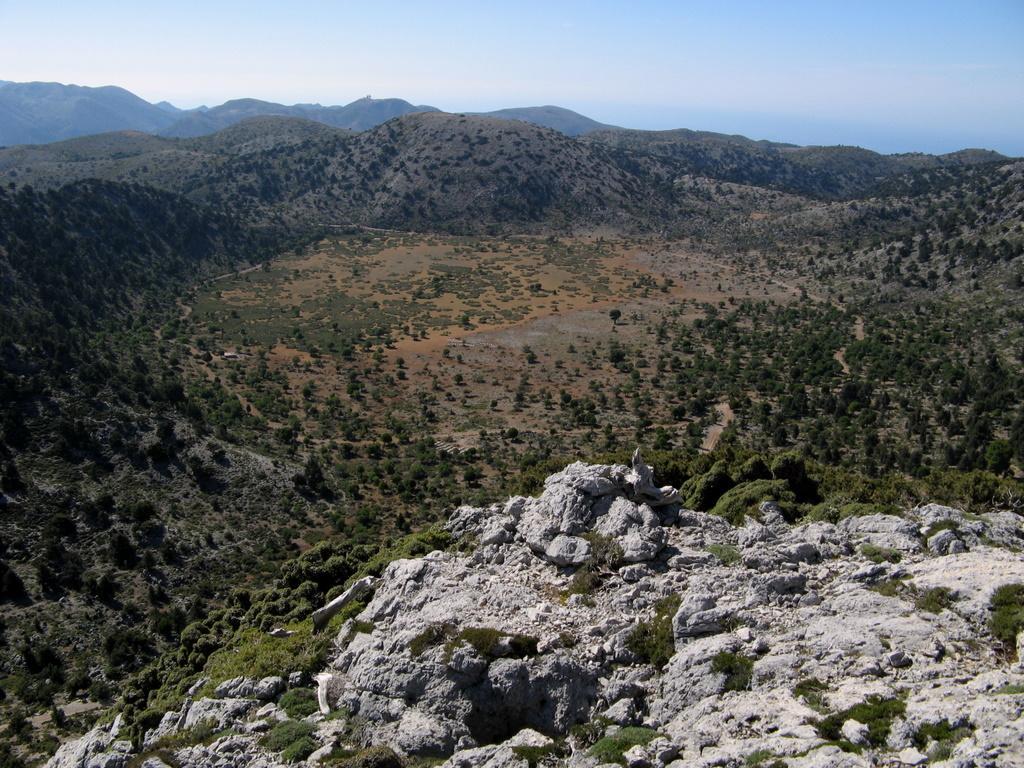 Il Niato Plateau.