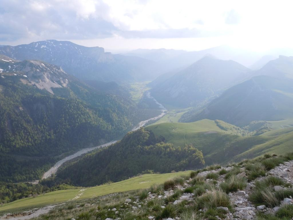 Charnier (Col du) Anello da Lus-la-Croix-Haute (2 gg.) 2010-05-29