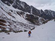 i primi passi sci ai piedi