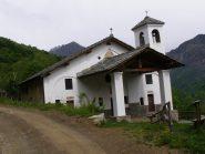 Cappella della Consolata, lungo la salita