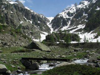 Il canale della Ghiliè