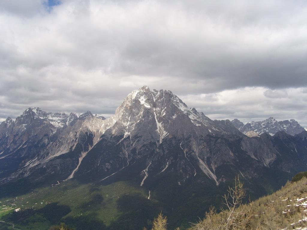 07 - dalla cima, l'Antelao