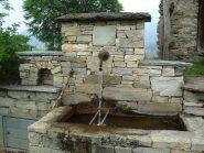 Fontana di Serre Raie