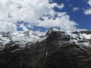 panorama sull'Herbetet e la gran Serra