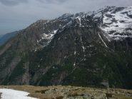 dalla merola vista sul selvaggio vallone